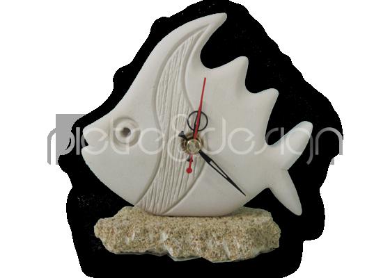 Pesce in pietra leccese su carparo