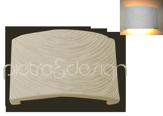 Negozio pietredesign.it appliques applique drappeggio vendita online